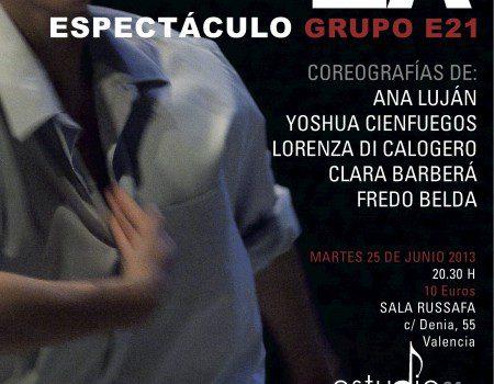 Espectaculo Grupo E21