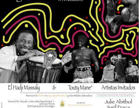 Concierto África mágica