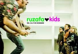Participación en Ruzafaloveskids